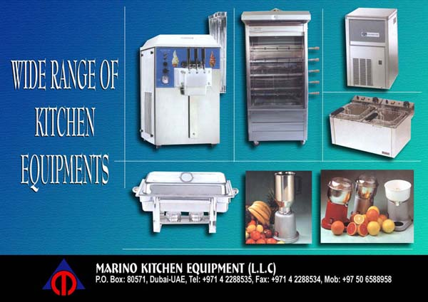 Marino Kitchen Equipment Llc